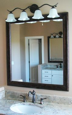 Bathroom Mirrors Omaha pinelite glass services, inc. on mirrors | pinterest