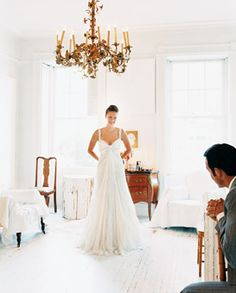 Empire Wedding Dresses | Brides.com