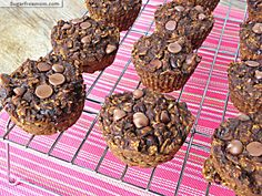 Individual Chocolate Baked Oatmeal