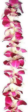 Orchid Lavender Lei