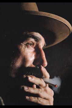 """I'm an oil man"".......Daniel Day Lewis"