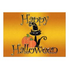 Happy Halloween 7 Card