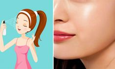 Spray This All Over Your Face At Night And In Just Few Days Your Skin Will Become Milky White And Spotless! – Great Health Fit beauty skin tips Cellulite, Beauty Care, Beauty Skin, Diy Beauty, Face Care, Skin Care, Sagging Skin, Acne Remedies, Natural Remedies