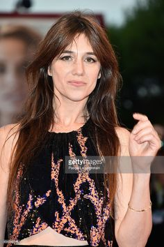 Photo d'actualité : Charlotte Gainsbourg attends the 'Three Hearts'...