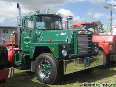 mack trucks | Ultimate Semi Trucks .com Images Flintstone Mack. Heritage Truck Show ...
