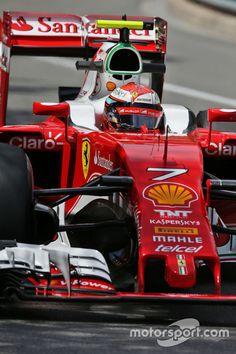 Kimi Raikkonen, Ferrari SF16-H Mais
