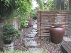 asian inspired garden | Ted and Nancy Dobson's Asian-inspired garden | Bali Garden Ideas
