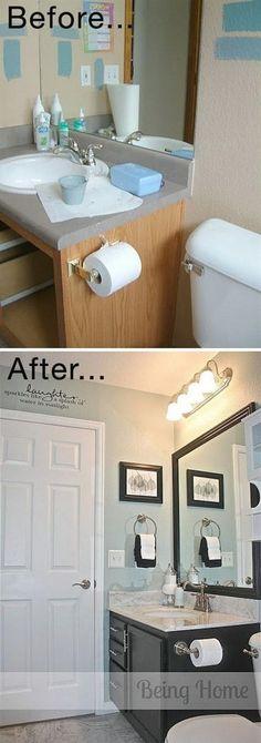 Remodeling DIY #RemodelingDIY