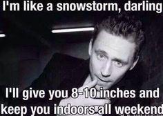 This made me giggle like a school girl lol. My place or yours? Thomas William Hiddleston, Tom Hiddleston Loki, Weekend Meme, Loki Whispers, Bae, Loki Marvel, Marvel Films, Marvel Characters, Pick Up Lines