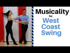 Want to in improve west coast swing musicality? In this video above we cover patterns to use to accent the in the music to keep your west coast swing mor. West Coast Swing Dance, East Coast Swing, Swing Dance Moves, Swing Dancing, Salsa Dance Video, Swing Online, Dance Technique, Social Dance, West Coast Road Trip