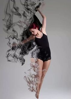 Easy Smoke Dispersion Effect in Photoshop. Photoshop tips. Nordic360.