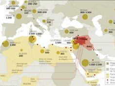 Il Sinai, il Libano, poi Parigi. Una serie ravvicinata di attacchi, mentre il Califfato subisce sconfitte tra Siria e Iraq. Gli attentati di venerdì sono una vendetta o il tentativo di attirare il nemico nella «battaglia finale»?