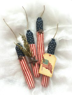 Fireworks primitive style by CozyExpressions on Etsy