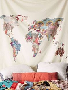 How To Decorate Your Dorm Room On A Budget - Society19