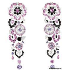 Ювелирная коллекция 2013 Jardin de Camelias от Chanel ❤ liked on Polyvore