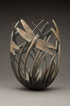 Ron Layport, love this dragonfly bowl!