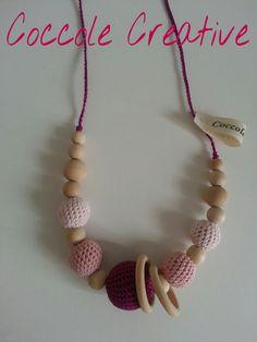 nursing necklaces di CoccoleCreative su Etsy