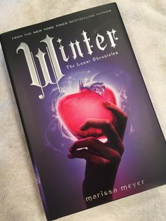You need to read this book review!!!  Winter (The Lunar Chonicles #4) — RealLifary