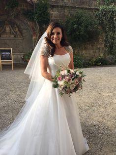 33eb2ec9be44 Best Celebrity Wedding Dresses of 2015. Celebrity Wedding DressesCelebrity WeddingsSuzanne  Neville ...
