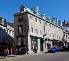 Cote de la Fabrique, Québec, Québec photo de Jacques Trempe