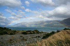Epic rainbow somewhere on New Zealands South Island. Cant remember where. Anybody know?