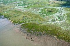 Luchtfotoserie Nederlandse kust Schiermonnikoog; RWS, Joop van Houdt