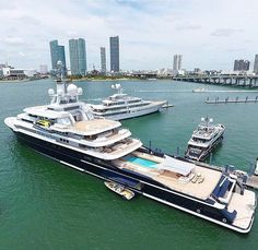 "Long 115m ""LUNA"" yacht @gb91 by lux_transport"