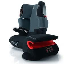 Concord X-Bag - Car Seat Group 2, 3