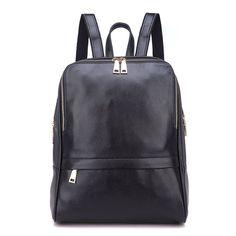 Women s genuine leather backpacks  a280ea75514dc