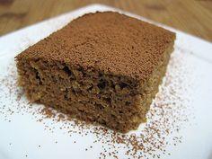 Clouds Chocolate Cake - a Dukan recipe