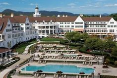 More than 100 years old, the Sagamore is the Grand Dame of the Adirondacks, overlooking the shores of Lake George. See all of the most historic grand hotels in Upstate New York.