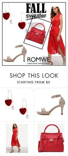 """Romwe 9.Set"" by deyanafashion on Polyvore featuring moda"