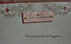 Album Primera Comunión scrapbooking