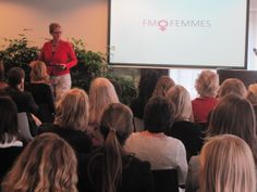 A meeting of FMO Femmes.