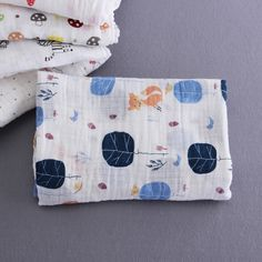 newborn muslin baby swaddle wrap parisarc 100% cotton soft infant newborn baby products Blanket & Swaddling  Blanket Sleepsack