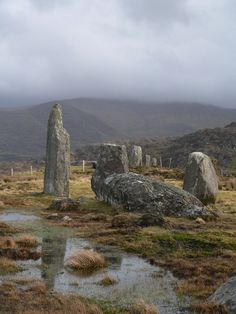 Thin Places - Sacred Sites - Earth Energies - Mystical sites, Sacred Places in Ireland and beyond: Thin Places Ireland Tour️PM Mystique, Ancient Ruins, Cairns, Ireland Travel, Gaia, Places To See, Irish, Beautiful Places, Scenery