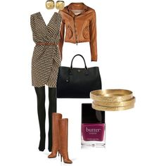 Winter Office, created by danesheahan12 on Polyvore