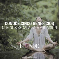 La meditación tiene muchos beneficios, el día de hoy te diremos 5 de ellos para que veas y conozcas lo saludable que es estar bien de cuerpo y mente. Ingresa al link de nuestra bio y comienza a meditar, solo necesitas unos minutos para estar contigo misma. #blondeshakeweb #blondeshake #meditation #yoga #relax #fengshui #tips http://tipsrazzi.com/ipost/1500301544728374736/?code=BTSJE5VgS3Q