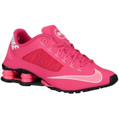 Nike Shox Superfly R4 - Women's - Fireberry/White/Black/Pink Pow