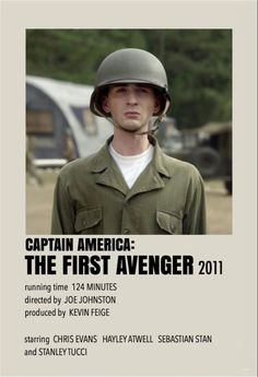Marvel Movie Posters, Avengers Poster, Iconic Movie Posters, Iconic Movies, Marvel Movies, Poster Marvel, Film Posters, Captain America 2011, Captin America