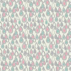 A pretty cotton dressmaking fabric from Lewis & Irene