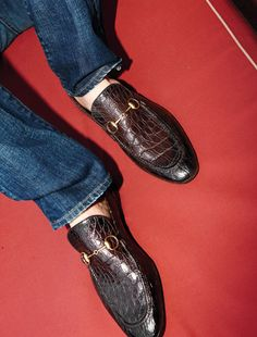 i do like these gucci loafers