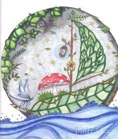 Omalovánky pro dospělé Název: Vzkazy od Vašich Andělů Autorka: Doreen Virtue Ilustrátorka: Norma J. Burnell
