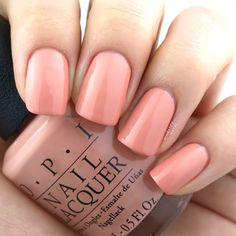 OPI Summer 2017 California Dreaming Collection   Barking Up the Wrong Sequoia: Review and Swatches