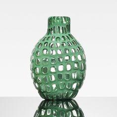Tobia Scarpa Occhi vase  Venini  Italy, c. 1960