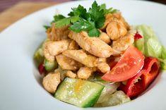 Babica vs. Sapík   Barrandov.tv Kung Pao Chicken, Tv, Ethnic Recipes, Food, Fine Dining, Television Set, Essen, Meals, Yemek