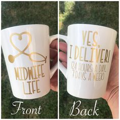 Excited to share the latest addition to my shop: Yes, I Deliver! Or What's Your Superpower? Midwife OBGYN Nurse Gift, Custom Name 14 Ounce White Ceramic Coffee Mug Cup 24 hours day 7 day nurse make up, icu nurse meme, navy nurse Nursing School Scholarships, Best Nursing Schools, Ob Nursing, Nursing Memes, Nurse Meme, Neonatal Nursing, Medical Assistant Certification, Teacher Certification, Midwife Gift