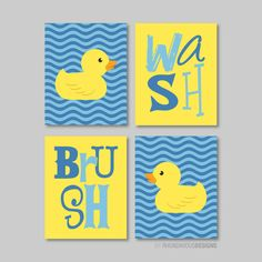 Cute Ducky Rug Home Kids Bath Pinterest Kid Bathrooms - Duck bathroom rug for bathroom decorating ideas