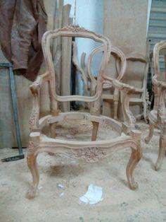 Kursi Ganesa Mawar Wa 089618238461. Dining Chair SlipcoversDining ChairsWood  ...
