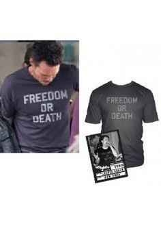 Kevin Dillon - Worn Free - Worn by Lester Bangs, Shirts by Lester Bangs, Lester Bangs T shirt Designs, Lester Bangs Music Shirts, Lester Bangs Music Tee - Entourage